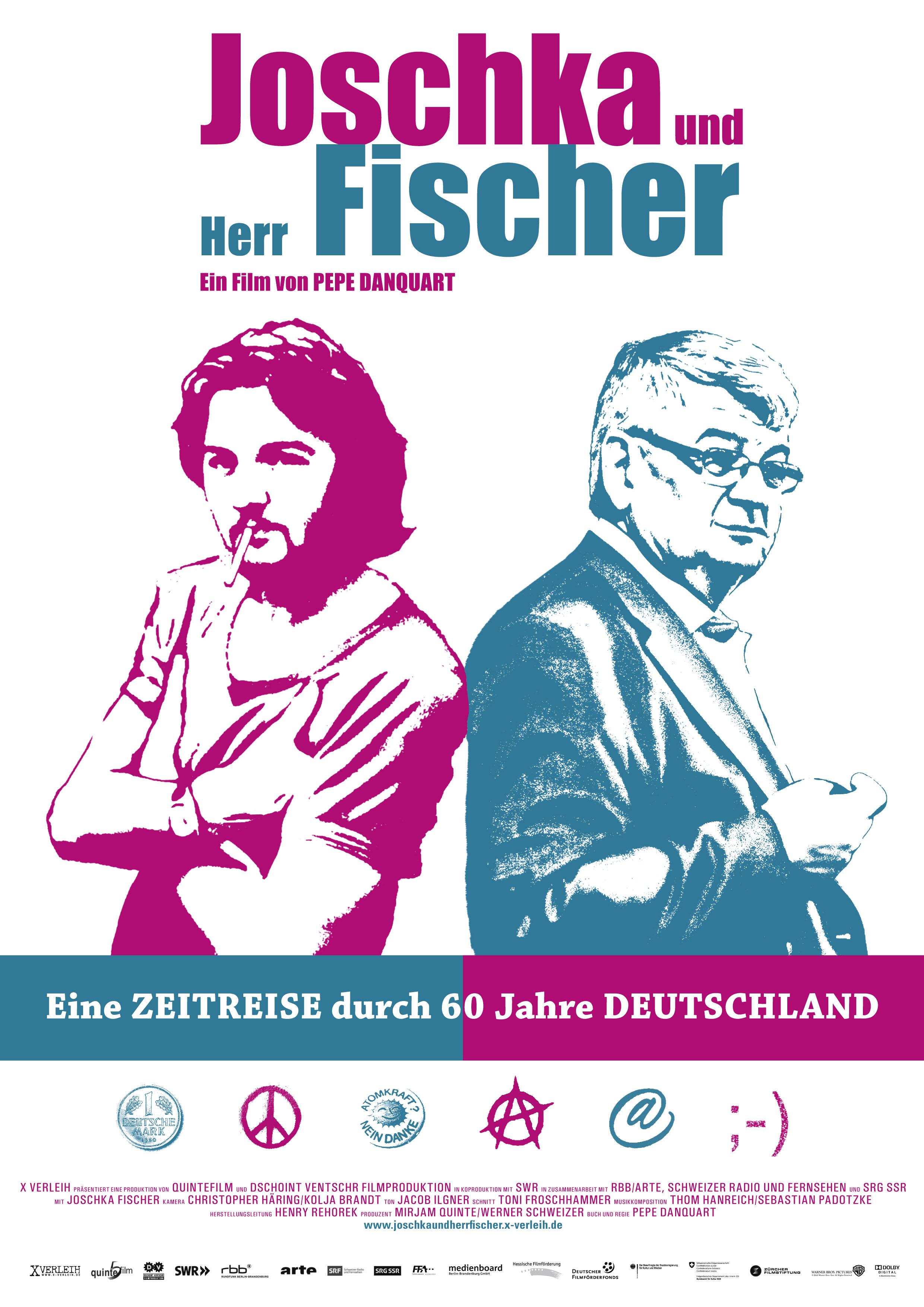 Joschka und Herr Fischer
